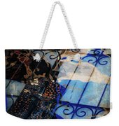 Iron Gate Abstract Weekender Tote Bag