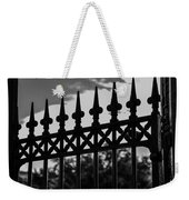 Iron Gate Weekender Tote Bag