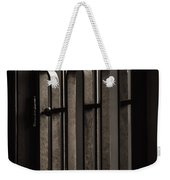 Iron Gate Weekender Tote Bag