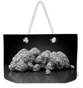 Iron Ore Nugget Collection Weekender Tote Bag