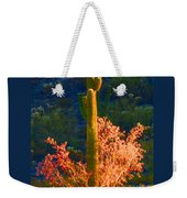 Ironwood Saguaro Dance - Bold Weekender Tote Bag