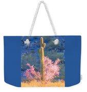 Ironwood Saguaro Dance Weekender Tote Bag