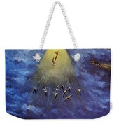 Iroquois Creation Myth Weekender Tote Bag
