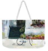 Iroquois On The Beach - Mackinac Island Michigan Weekender Tote Bag