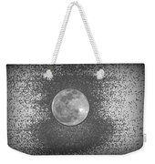 Is Anybody Out There Weekender Tote Bag