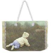 Is Bunny In The Basket? Weekender Tote Bag