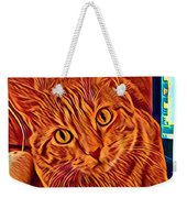 Is There A Mouse In The House? Weekender Tote Bag