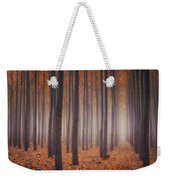 Is There Anybody In There? Weekender Tote Bag