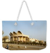 Isa Cultural Center - Manama Bahrain Weekender Tote Bag