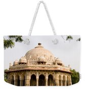 Isa Khan Tomb Burial Sites Weekender Tote Bag