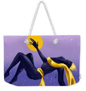Ishtar Embraced By The Void Weekender Tote Bag