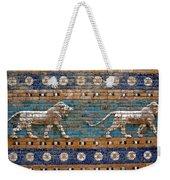 Ishtar Gate Weekender Tote Bag
