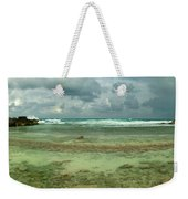 Isla De Mujeras North Shore Weekender Tote Bag