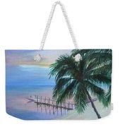 Isla Morada Sunset Weekender Tote Bag