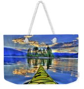 Island Adventure Weekender Tote Bag