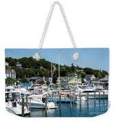 Island Boating Weekender Tote Bag