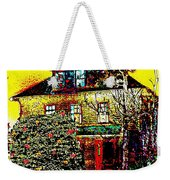 Island Cottage Weekender Tote Bag