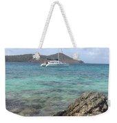 Island Dreaming Weekender Tote Bag