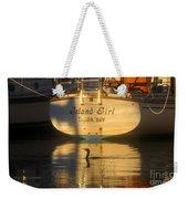 Island Girl Weekender Tote Bag