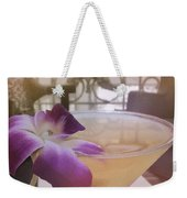Island Happy Hour Weekender Tote Bag
