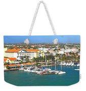 Island Harbor Weekender Tote Bag