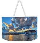 Island Heights  Weekender Tote Bag