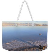 Island In The Desert 3 Weekender Tote Bag