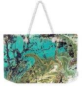 Island Lagoon Weekender Tote Bag