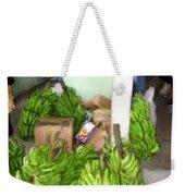 Island Market Weekender Tote Bag