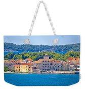 Island Of Krapanj Waterfront View Weekender Tote Bag