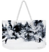 Island Park Idaho - Beyond The Gate Weekender Tote Bag