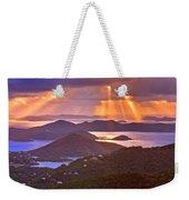 Island Rays Weekender Tote Bag