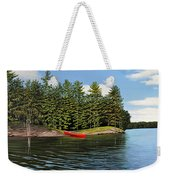 Island Retreat Weekender Tote Bag