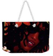 Island Rhythm Weekender Tote Bag