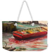 Island Shade Weekender Tote Bag