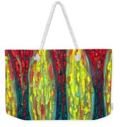Island Three Trees Weekender Tote Bag