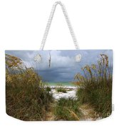 Island Trail Out To The Beach Weekender Tote Bag