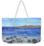 Islands And Surf Weekender Tote Bag