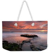Isle Of The Setting Sun Weekender Tote Bag