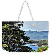 Islesboro View  Weekender Tote Bag