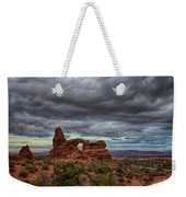 Isolated Arch Weekender Tote Bag