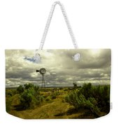 Isolated Windmill Weekender Tote Bag