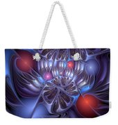 Isolation Of Dogmatic Acceptance Weekender Tote Bag