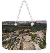 Israel Landscape Weekender Tote Bag