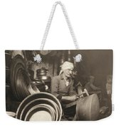 Israel: Metal Workers, 1938 Weekender Tote Bag