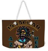 Issachar Aztec Warrior Weekender Tote Bag