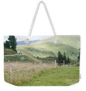 Isskogel Mountain Peak  Weekender Tote Bag