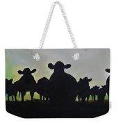 It Aint Texas Weekender Tote Bag
