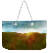 It Began To Dawn Weekender Tote Bag by Antonio Romero