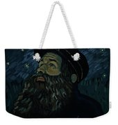 It Is A Whole Other World Up There Weekender Tote Bag
